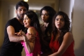 Shraddha Das, Gayathri Iyer, Madhuri Itagi in Aata Telugu Movie Stills