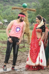 Sushanth, Sonam Bajwa in Aatadukundam Raa Movie Images