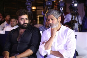Nara Rohith, Jagapathi Babu @ Aatagallu Movie First Look Launch Stills