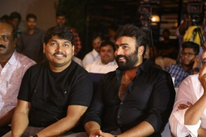 Nara Rohith, Sai Karthik @ Aatagallu Movie First Look Launch Stills