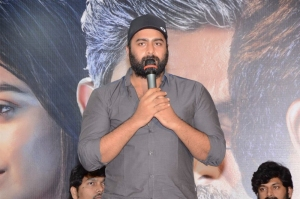 Actor Nara Rohit @ Aatagallu Movie Press Meet Stills