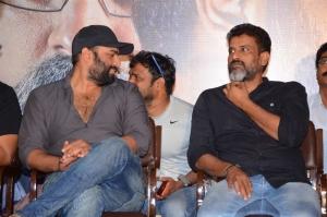 Nara Rohit, Paruchuri Murali @ Aatagallu Movie Press Meet Stills