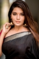 Actress Aathmika Saree Photoshoot Pics