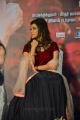 Tamil Actress Aathmika Stills @ Meesaya Murukku Trailer Launch