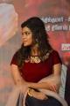 Actress Aathmika Stills @ Meesaya Murukku Audio Launch