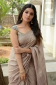Vijaya Raghavan Movie Actress Aathmika Saree Pics
