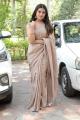 Actress Aathmika Saree Pics @ Vijaya Raghavan Press Meet