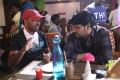 Director KL Kannan, Vidharth @ Aatral Movie Stills