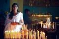 Actress Lakshmi Menon in Aavesham Movie Stills