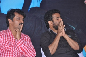 Cheran, Ameer at Aayiram Muthangaludan Thenmozhi Audio Launch