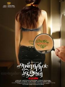 Aayirathil Iruvar Movie Release Posters