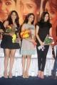 Samuthrika, Swasthika, Kesha Khambhati @ Aayirathil Iruvar Movie Press Meet Stills
