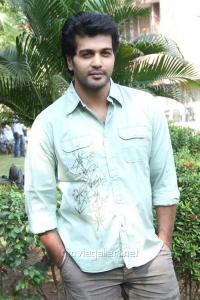 Acotr Vinay @ Aayirathil Iruvar Movie Team Meet Stills