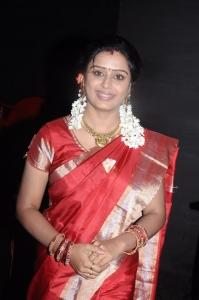 Latha Rao @ Aayirathil Oruvan Movie Trailer Launch Stills