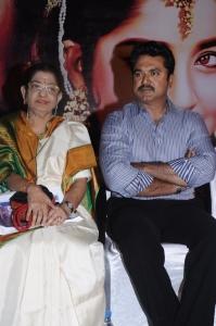 P.Susheela, Sarathkumar @ Aayirathil Oruvan Movie Trailer Launch Stills