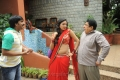 Srinivas Reddy, Hari Priya in Abbai Class Ammai Mass Hot Photos
