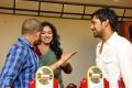 Haripriya, Varun Sandesh @ Abbai Class Ammai Mass Platinum Disc Function Stills