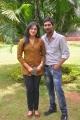 Haripriya, Varun Sandesh at Abbai Class Ammayi Mass Success Meet Stills