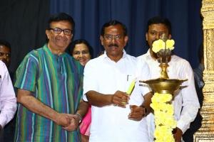 YG Mahendran @ Abbas Cultural Kalaivizha 2019 Inauguration Stills