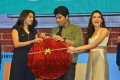 Niharika Konidela, Allu Sirish, Rukshar Dhillon @ ABCD First Single Mella Mellagaa Launch Stills