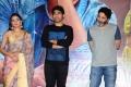 Rukshar Dhillon, Allu Sirish, Trivikram Srinivas @ ABCD Movie Trailer Launch Stills