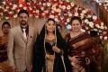 Lakshmy Ramakrishnan @ Chennai Social activist Abdul Ghani Wedding Reception Photos
