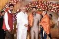 Honorable justice valinayagam @ Chennai Social activist Abdul Ghani Wedding Reception Photos