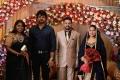 Regeena Jeppiaar @ Chennai Social activist Abdul Ghani Wedding Reception Photos