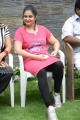 Actress Manthra at Abhi Studios Production No-1 Movie Press Meet Stills