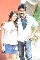 Mrudula, Sagar at Abhi Studios Production No-1 Movie Press Meet Stills