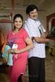 Raasi, Rajendra Prasad at Abhi Studios Production No-1 Movie Press Meet Stills
