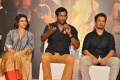 Samantha, Vishal, Arjun @ Abhimanyudu Movie Press Meet Stills