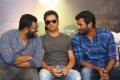 PS Mithran, Arjun, Vishal @ Abhimanyudu Movie Success Meet Stills