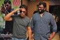 Arjun, PS Mithran @ Abhimanyudu Movie Success Meet Stills