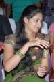 Cute Abhinaya in Saree Pictures