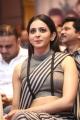 Actress Rakul Preet Singh @ Abhinetri Audio Launch Stills