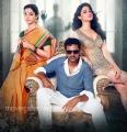 Cute Hot Tamanna & Prabhu Deva in Abhinetri Movie Images