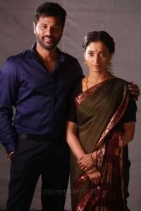 Prabhu Deva, Tamanna in Abhinetri Movie Images