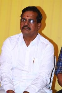 Kalaipuli S Thanu @ Abhiyum Anuvum Movie Press Meet Stills