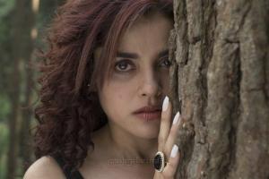 Actress Pia Bajpai in Abhiyum Anuvum Movie Stills HD