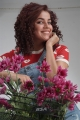 Actress Pia Bajpai in Abhiyum Anuvum Movie New Images HD