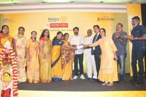 The Pink Auto Rickshaw Service in Chennai Launch Photos