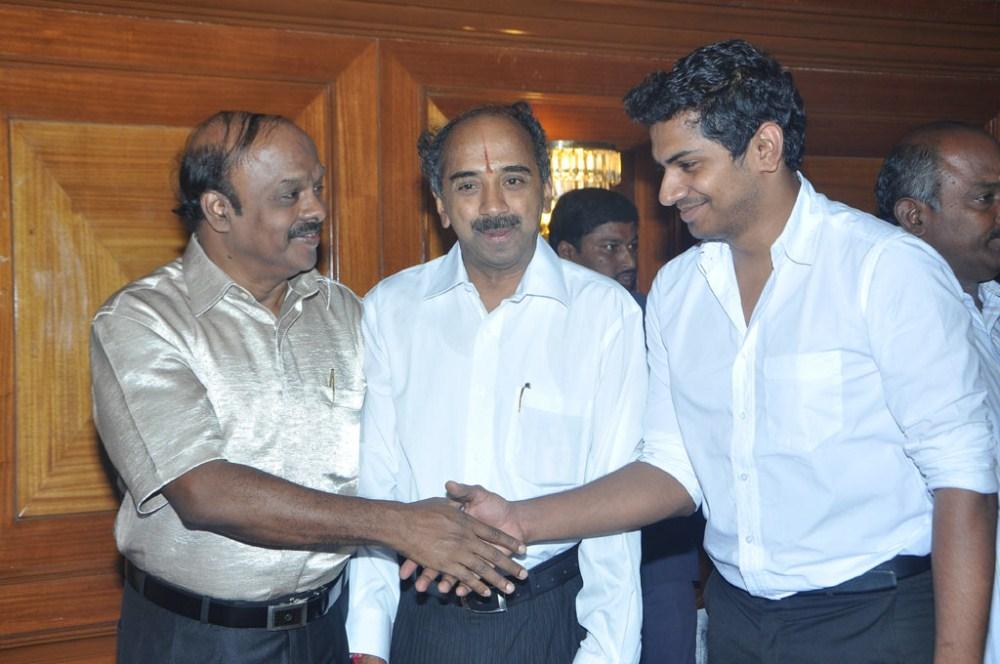 Picture 313717   Chitra Lakshmanan at AC Shanmugam ...