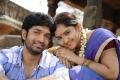 Havish, Sanusha in Acham Thavir Movie Stills