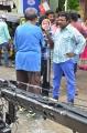 Karunas @ Achamindri Movie Song Shooting Spot Stills
