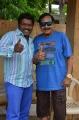Karunas, Shanmugasundaram @ Achamindri Movie Song Shooting Spot Stills