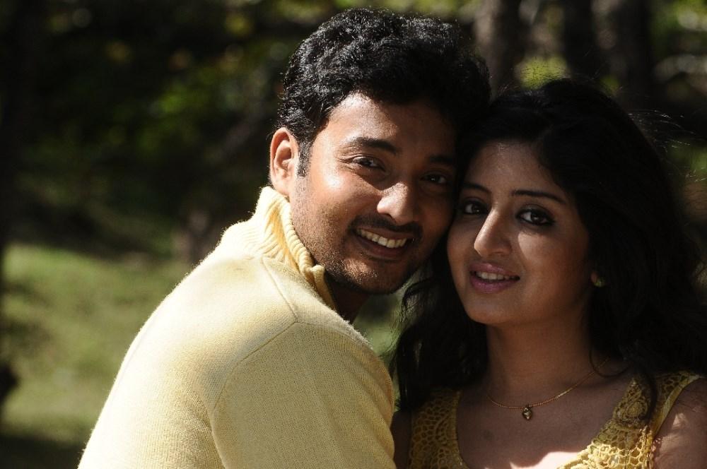 Munna, Poonam Kaur in Acharam Tamil Movie Stills