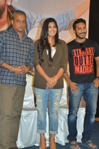 Gautham Menon, Manjima Mohan, Sathish Krishnan @ Achcham Yenbadhu Madamaiyada Press Meet Stills