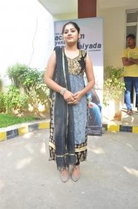 Costume Designer Uthara Menon @ Achcham Yenbadhu Madamaiyada Press Meet Stills