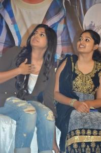 Manjima Mohan,  Uthara Menon @ Achcham Yenbadhu Madamaiyada Press Meet Stills